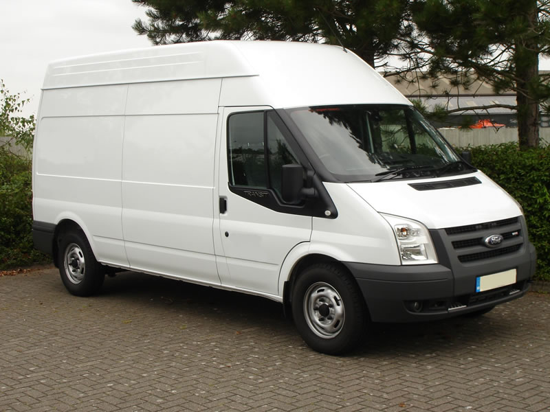 van hire derby